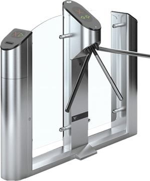 Oxgard Praktika T-03K сompact turnstile photo